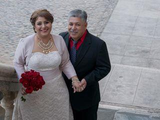 La boda de Judith y Jacinto