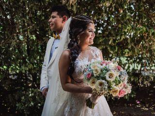 La boda de Zaira y Julio