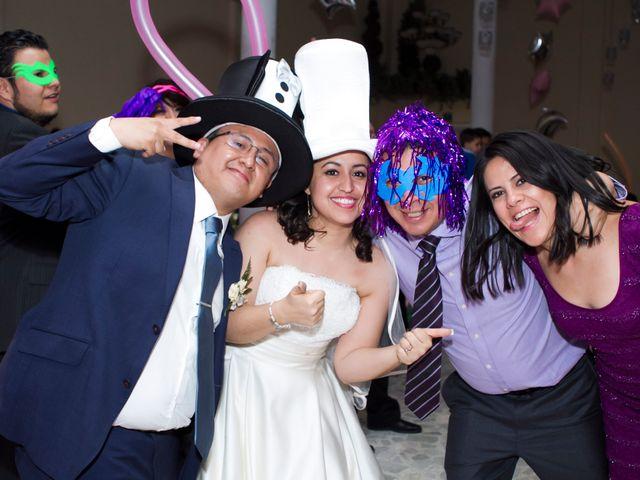 La boda de Carlos y Gissel en Ecatepec, Estado México 1