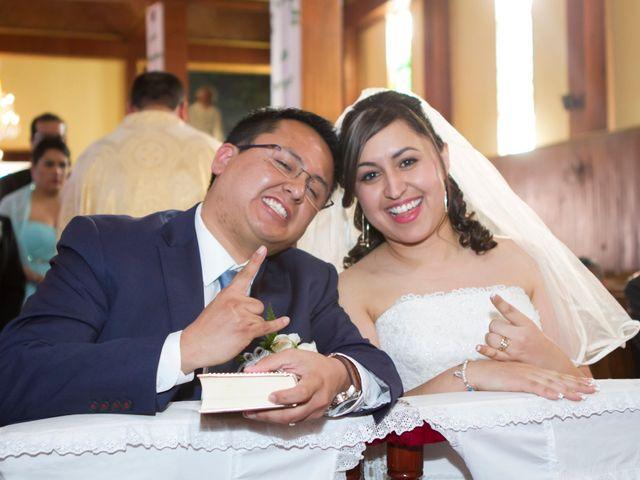 La boda de Carlos y Gissel en Ecatepec, Estado México 7