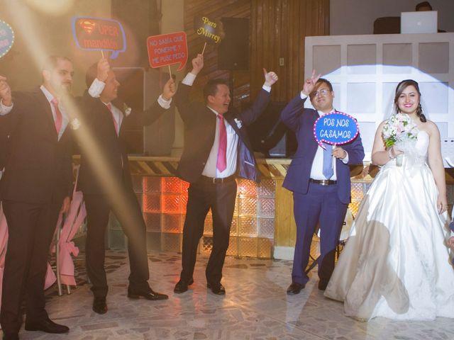 La boda de Carlos y Gissel en Ecatepec, Estado México 8