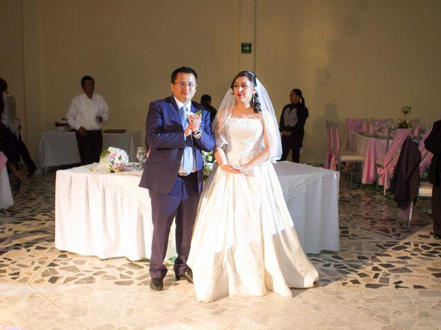 La boda de Carlos y Gissel en Ecatepec, Estado México 9