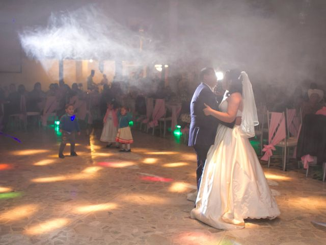 La boda de Carlos y Gissel en Ecatepec, Estado México 10