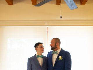 La boda de Katie y Gino 1