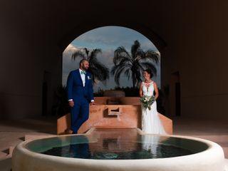 La boda de Katie y Gino