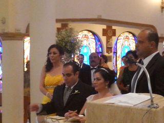 La boda de Tania y Oscar 1