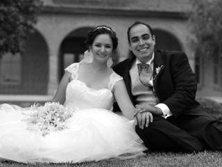 La boda de Tania y Oscar