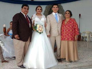 La boda de Elicia y Fernando  2