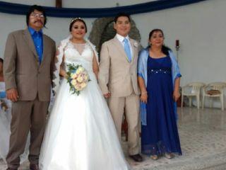 La boda de Elicia y Fernando  3
