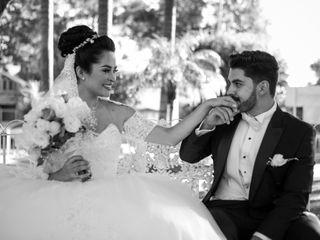 La boda de Karen y Oscar