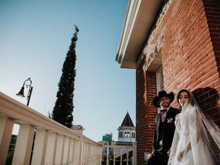 La boda de Isaac y Ale