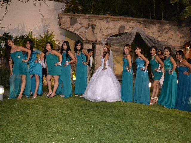 La boda de César y Karla en Guadalajara, Jalisco 2