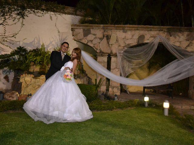 La boda de César y Karla en Guadalajara, Jalisco 3