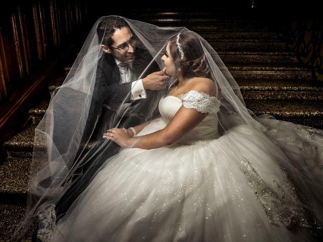 La boda de Aimé y Víctor