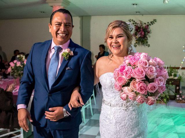 La boda de Patricia y Isaac