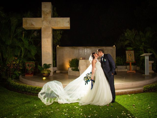 La boda de Ariadna y Eder de Jesús