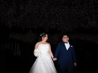 La boda de Ariatna y Fernando