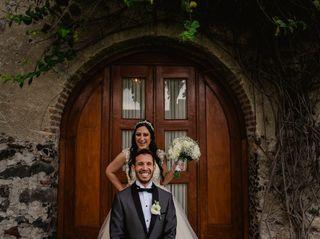 La boda de Vero y Edgar