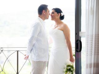 La boda de Andrea y Mauricio