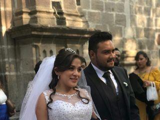 La boda de Jessica  y Alan  3