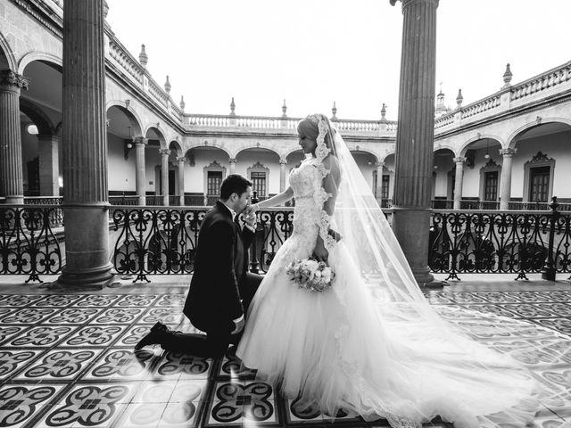 La boda de Grecia y Isaack
