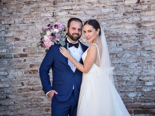 La boda de Carolina y César