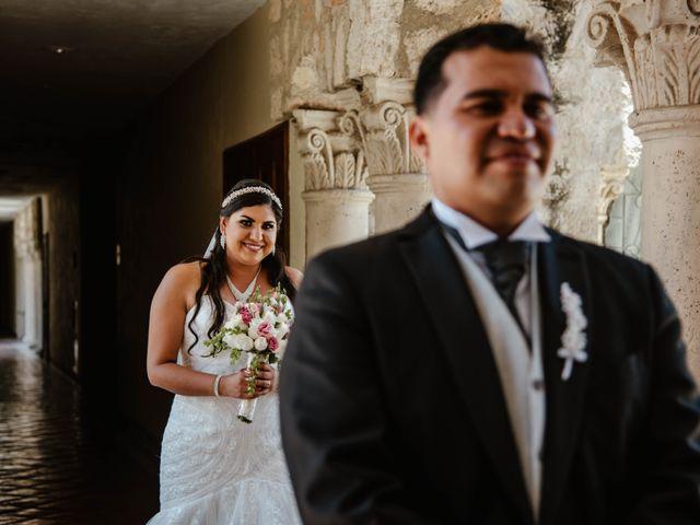 La boda de Jesús y Fernanda en Aguascalientes, Aguascalientes 6