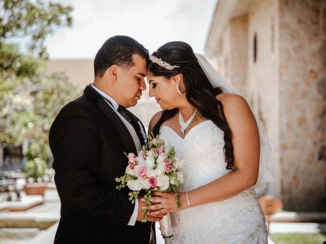 La boda de Jesús y Fernanda en Aguascalientes, Aguascalientes 9