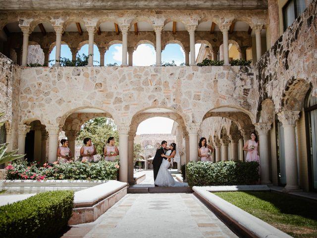 La boda de Jesús y Fernanda en Aguascalientes, Aguascalientes 10