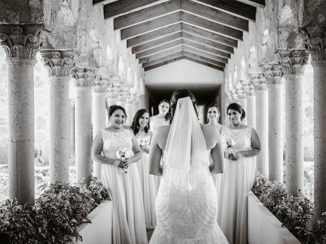 La boda de Jesús y Fernanda en Aguascalientes, Aguascalientes 11