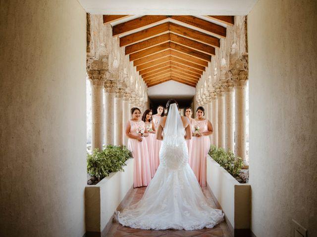 La boda de Jesús y Fernanda en Aguascalientes, Aguascalientes 12