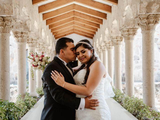 La boda de Jesús y Fernanda en Aguascalientes, Aguascalientes 14