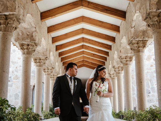 La boda de Jesús y Fernanda en Aguascalientes, Aguascalientes 15