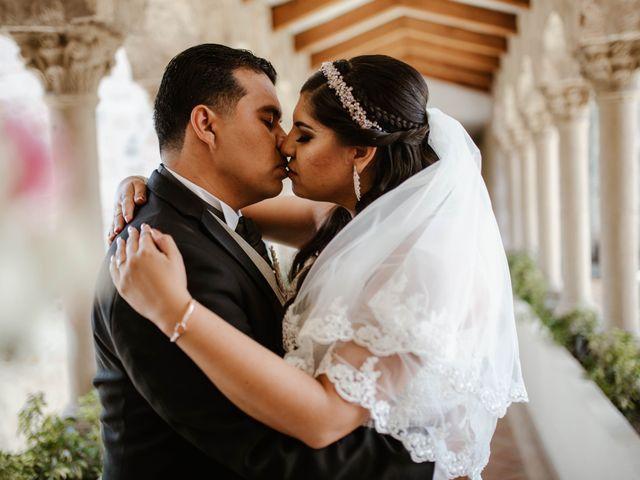 La boda de Jesús y Fernanda en Aguascalientes, Aguascalientes 16