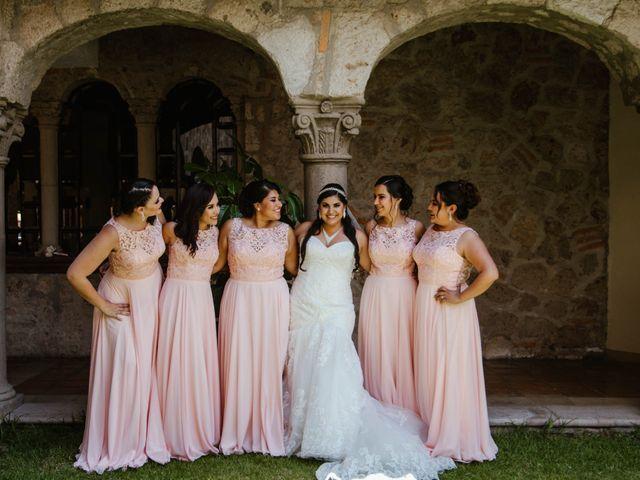 La boda de Jesús y Fernanda en Aguascalientes, Aguascalientes 17