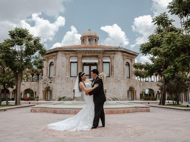 La boda de Fernanda y Jesús