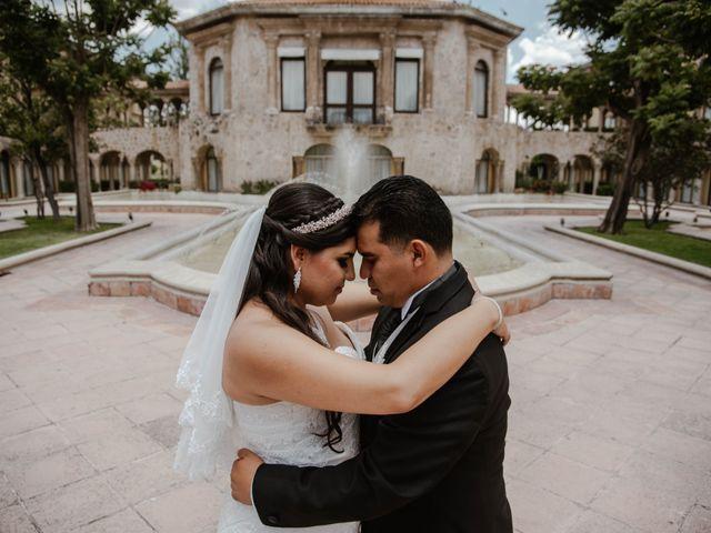 La boda de Jesús y Fernanda en Aguascalientes, Aguascalientes 19