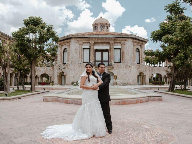 La boda de Jesús y Fernanda en Aguascalientes, Aguascalientes 20