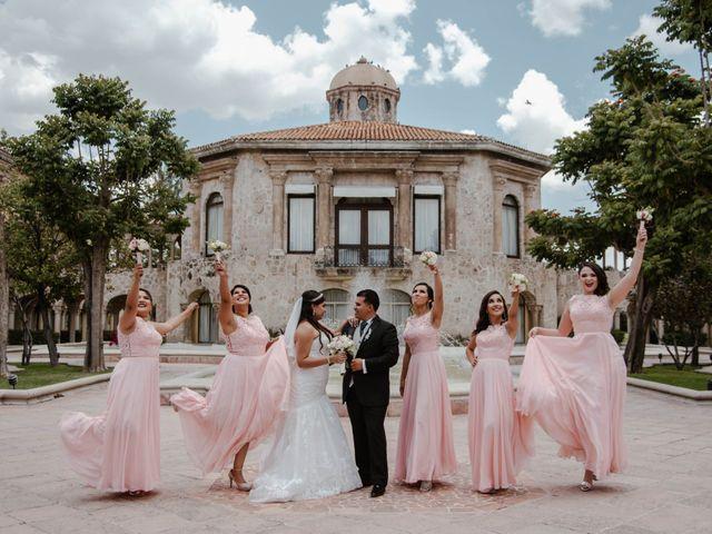 La boda de Jesús y Fernanda en Aguascalientes, Aguascalientes 1