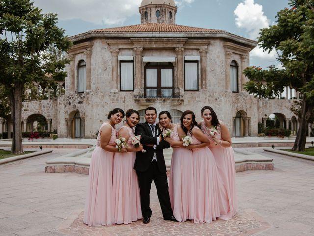 La boda de Jesús y Fernanda en Aguascalientes, Aguascalientes 21