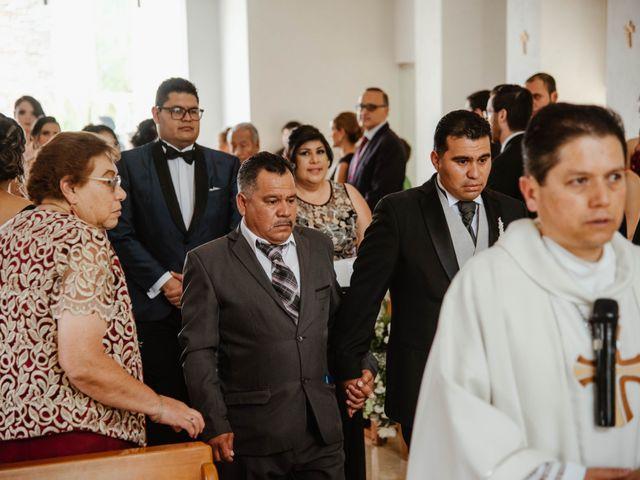 La boda de Jesús y Fernanda en Aguascalientes, Aguascalientes 22