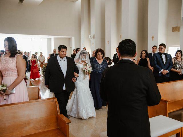 La boda de Jesús y Fernanda en Aguascalientes, Aguascalientes 23