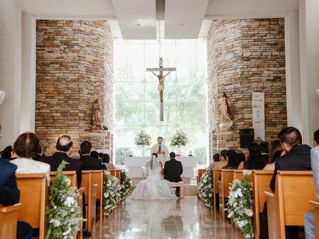 La boda de Jesús y Fernanda en Aguascalientes, Aguascalientes 24