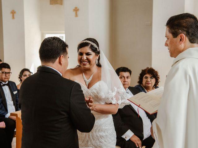 La boda de Jesús y Fernanda en Aguascalientes, Aguascalientes 25