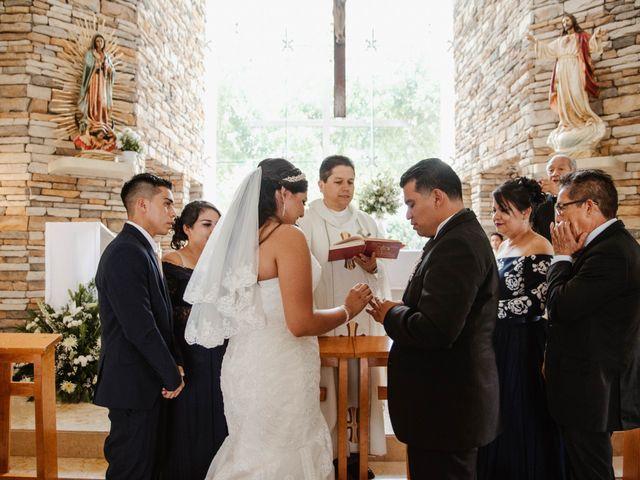 La boda de Jesús y Fernanda en Aguascalientes, Aguascalientes 27