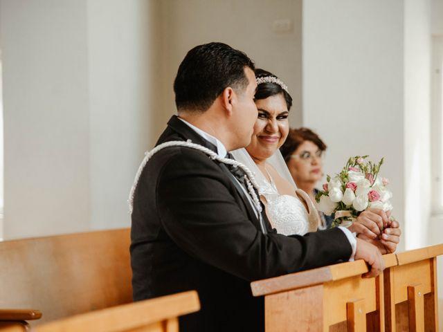 La boda de Jesús y Fernanda en Aguascalientes, Aguascalientes 28