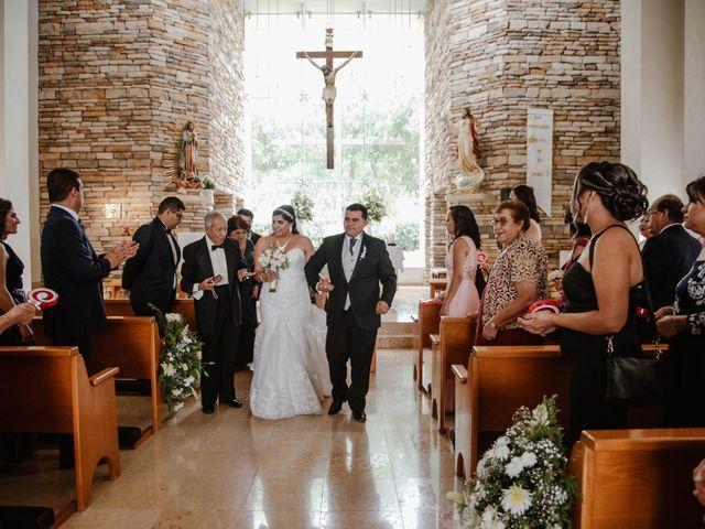 La boda de Jesús y Fernanda en Aguascalientes, Aguascalientes 29