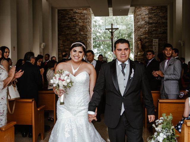La boda de Jesús y Fernanda en Aguascalientes, Aguascalientes 30