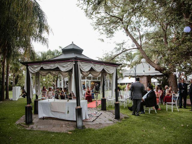 La boda de Jesús y Fernanda en Aguascalientes, Aguascalientes 31
