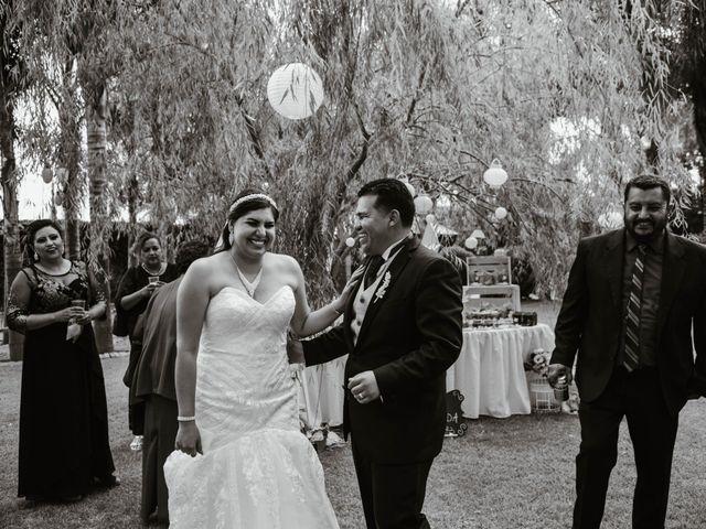 La boda de Jesús y Fernanda en Aguascalientes, Aguascalientes 32